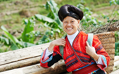 yao minority lady