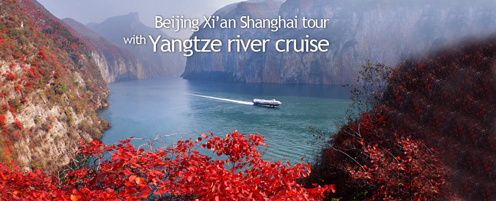 Bestselling China tour