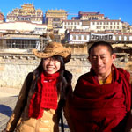 Tibet travel expert Doris Huang