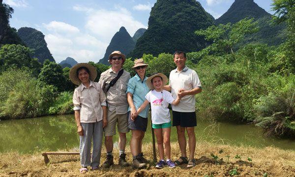 China family tour