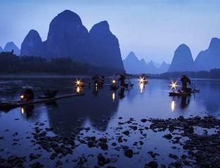 Lugares de fotografía en Guilin