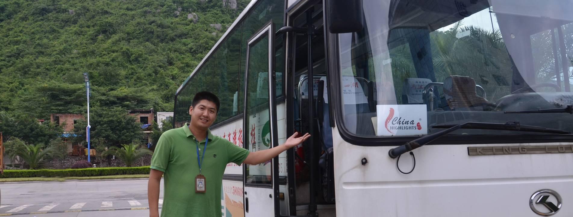 Tianjin Cruise Port to Beijing Transfer