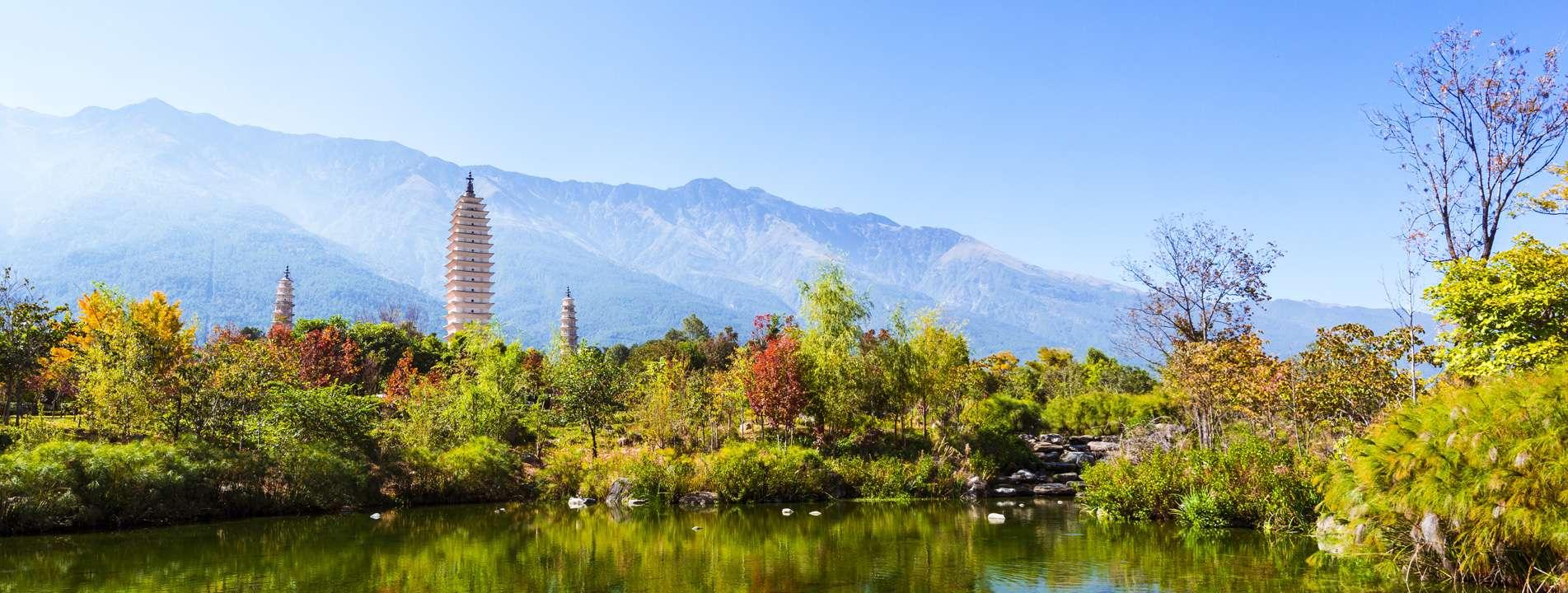 color Yunnan