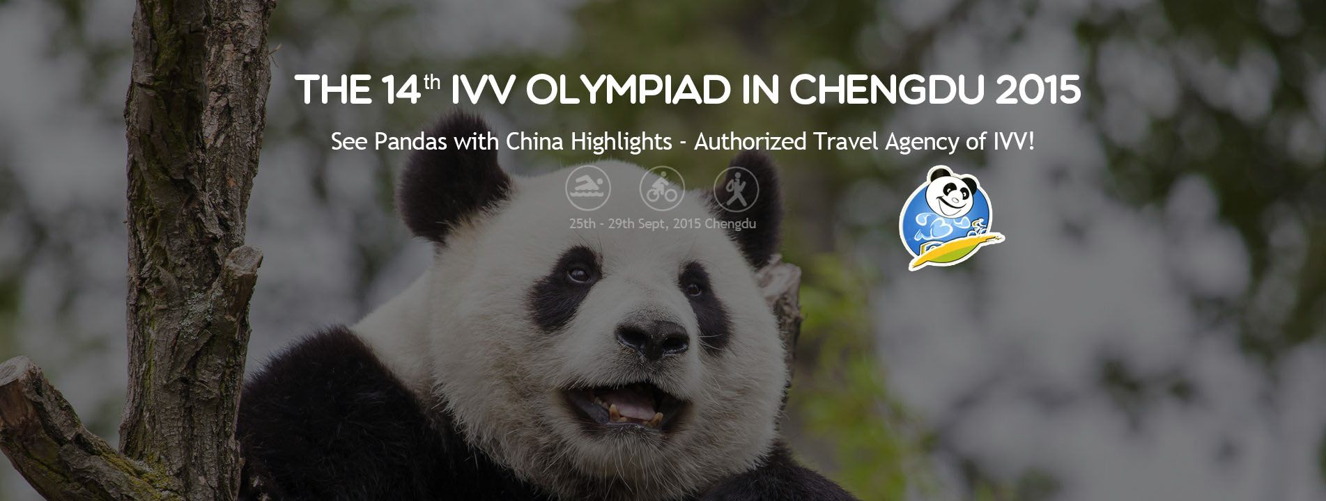 The 14th IVV Olympiad in Chengdu 2015