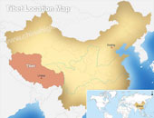 Tibet Maps