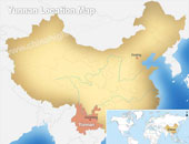 Yunnan Maps