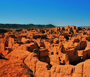 Jiaohe Ruin