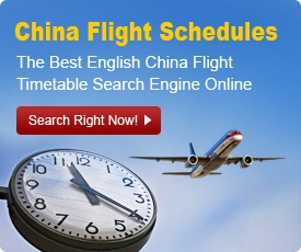 China Flight Schedules