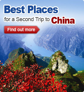 Best second trip places