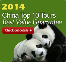 Top China tours 2014