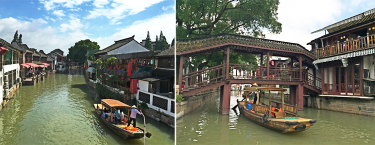 Zhujiajiao Watertown