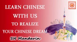 Learn Chinese with SN Mandarin