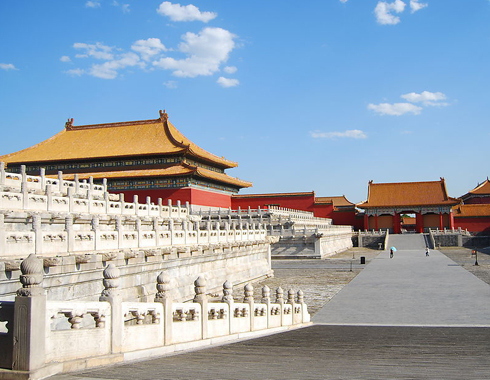 See the splendor of life in the courts of the Ming and Qing dynasties at the Forbidden City.