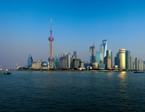 Explore the Bund, with it's many examples of different colonial architectural styles.