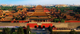 The Bird's Eye View of the Forbidden City