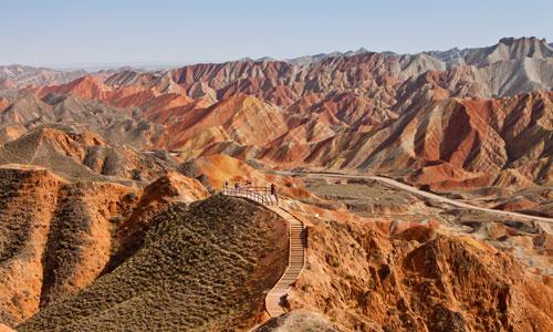 Danxia National Geological Park