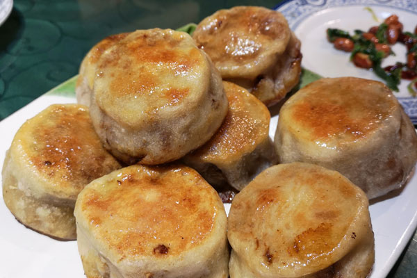 the Beijing meat pie