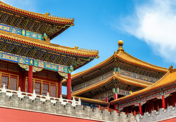 Best china tour from Beijing