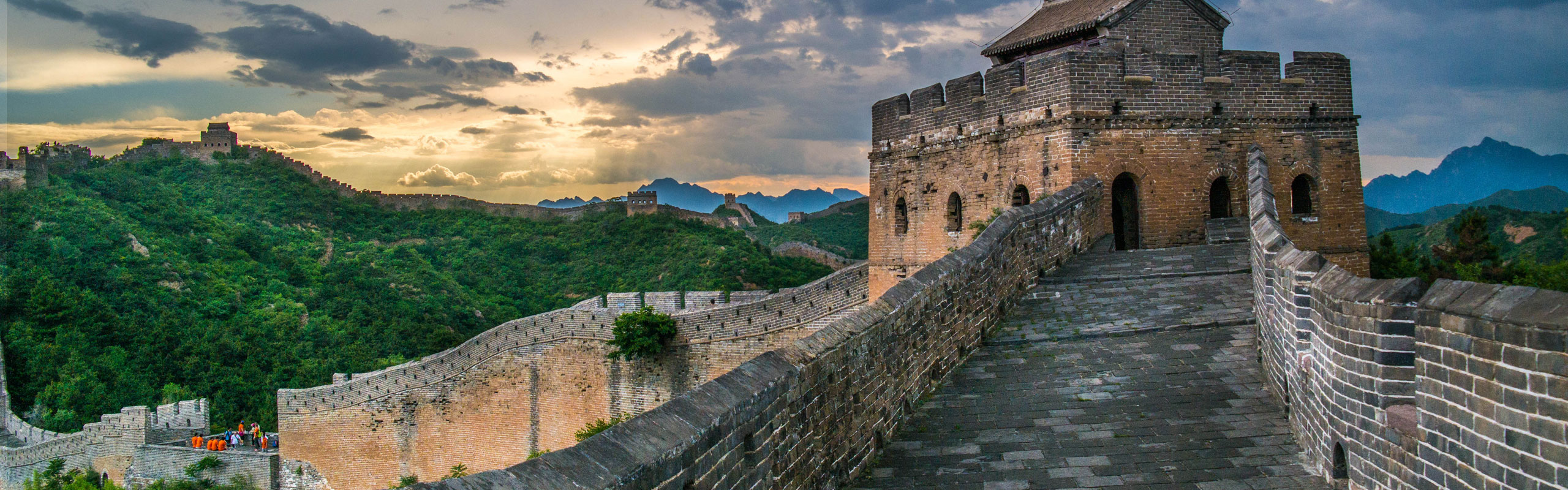 7-Day Encompassed Hiking on the Great Wall