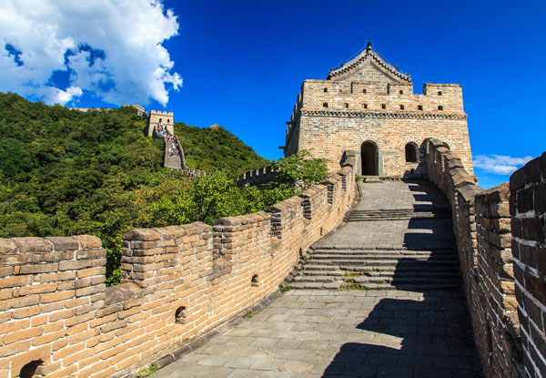 Visit the Tiananmen Square, Forbidden City, and the Mutianyu Graet Wall in One Day
