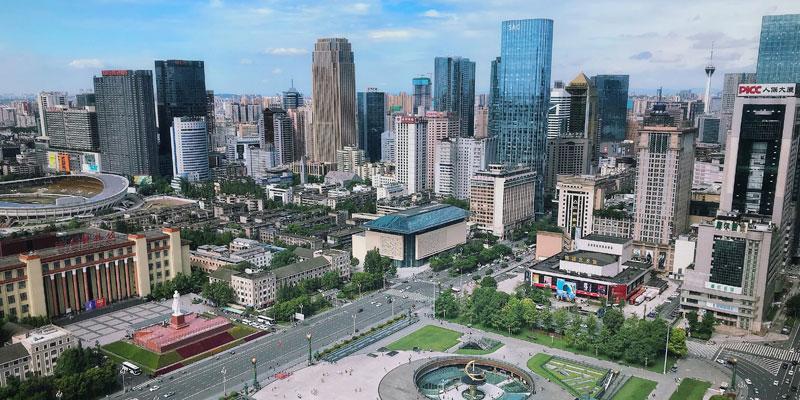 Chengdu Landmark Square