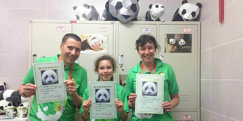 Panda Certificate