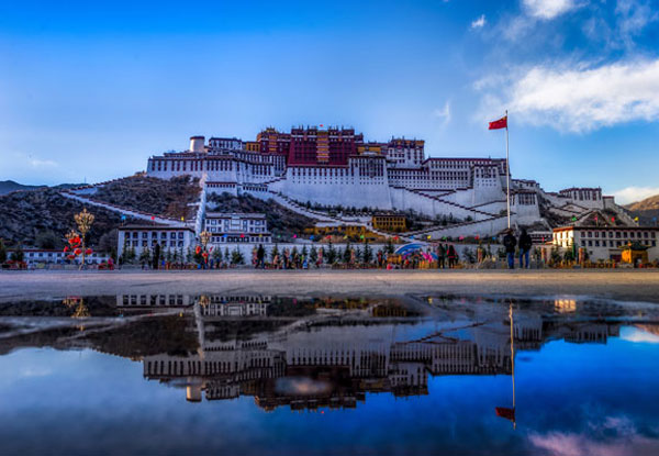 Chengdu and Lhasa tour