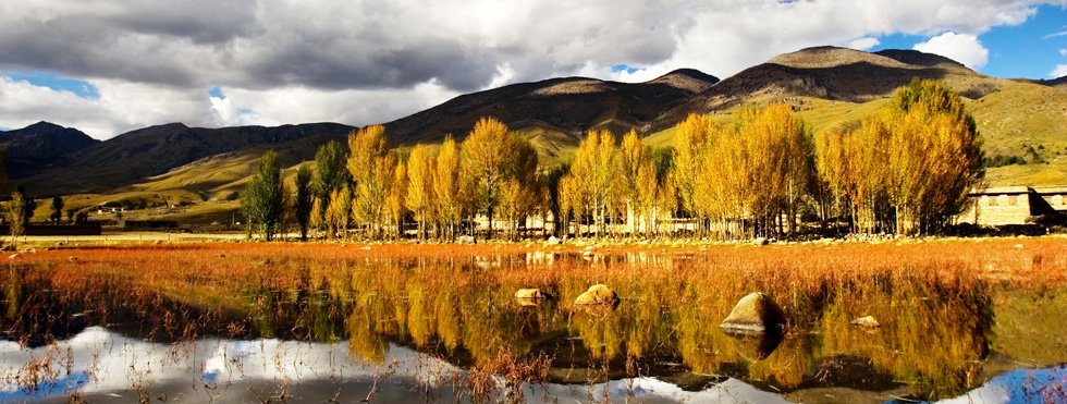 Daocheng and Yading Scenery
