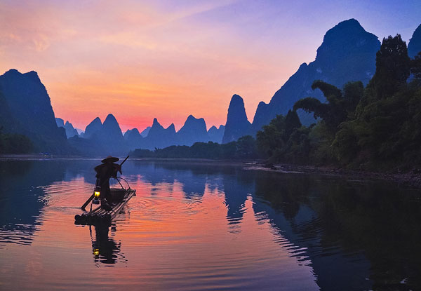 China nature tour