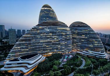 new China tours