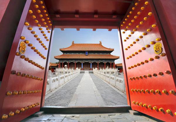 Most popular China tour itinerary