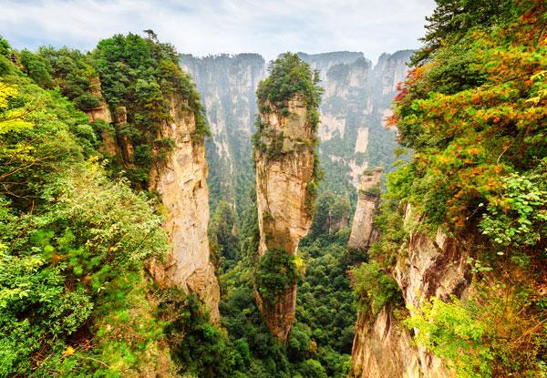 China's natural beauty