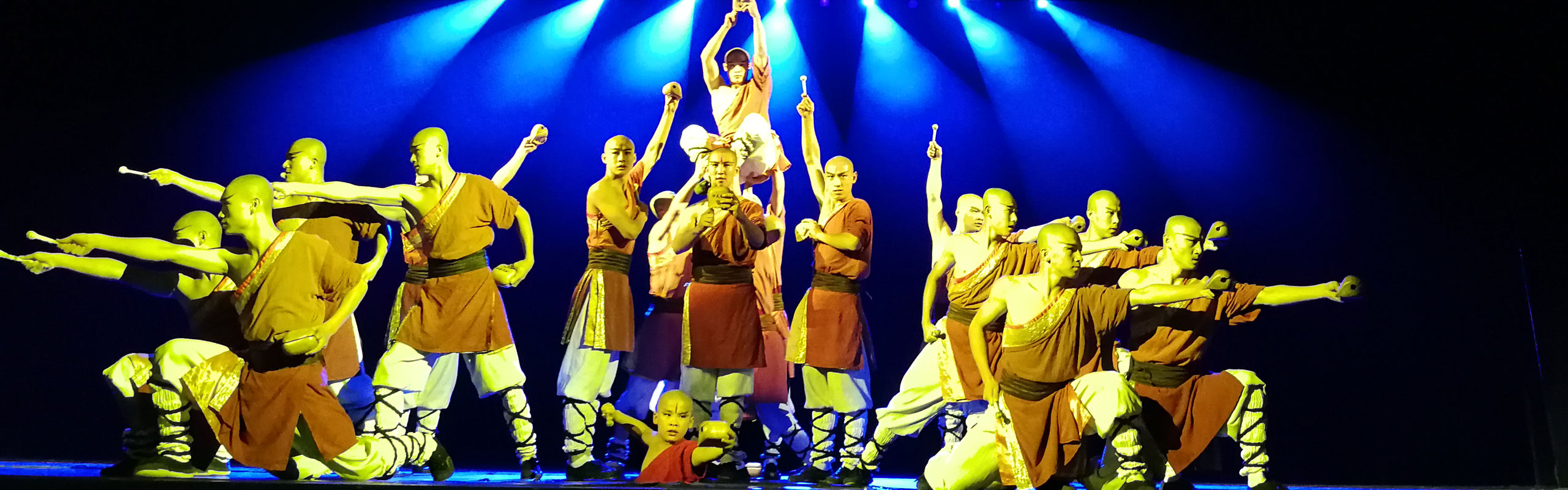 China Tour and Kungfu Experience