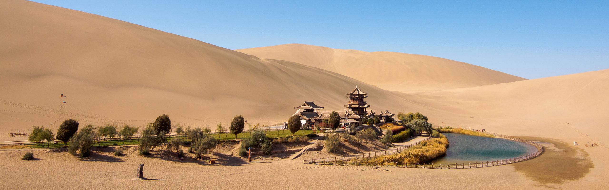 10-Day Urumqi to Xi'an Silk Road Adventure by Shangri-la Express