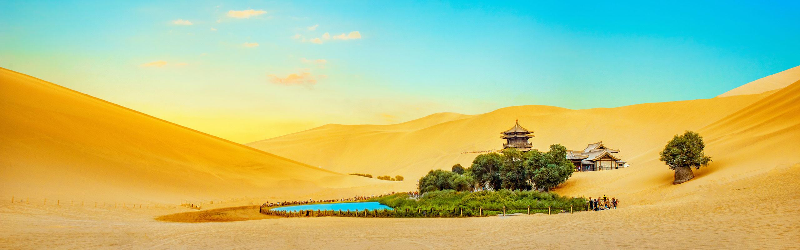 Xi'an Silk Road Adventure