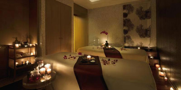 enjoy spa and relax