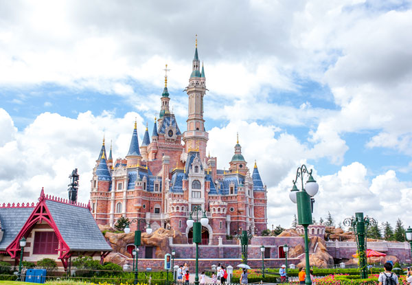 4-Day Shanghai Family Tour with Disneyland