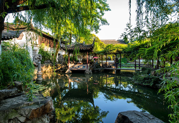 One-Day Shanghai to Suzhou Round-Trip Tour