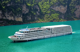 The Yangtze cruise