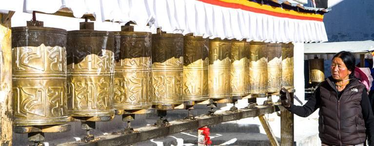 Holy Tibet