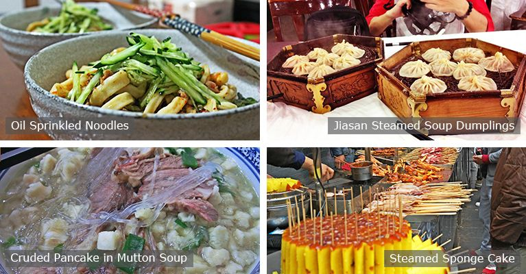 Muslin Food at Muslim Quater