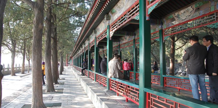 Free Time Suggestion to The Summer Palace