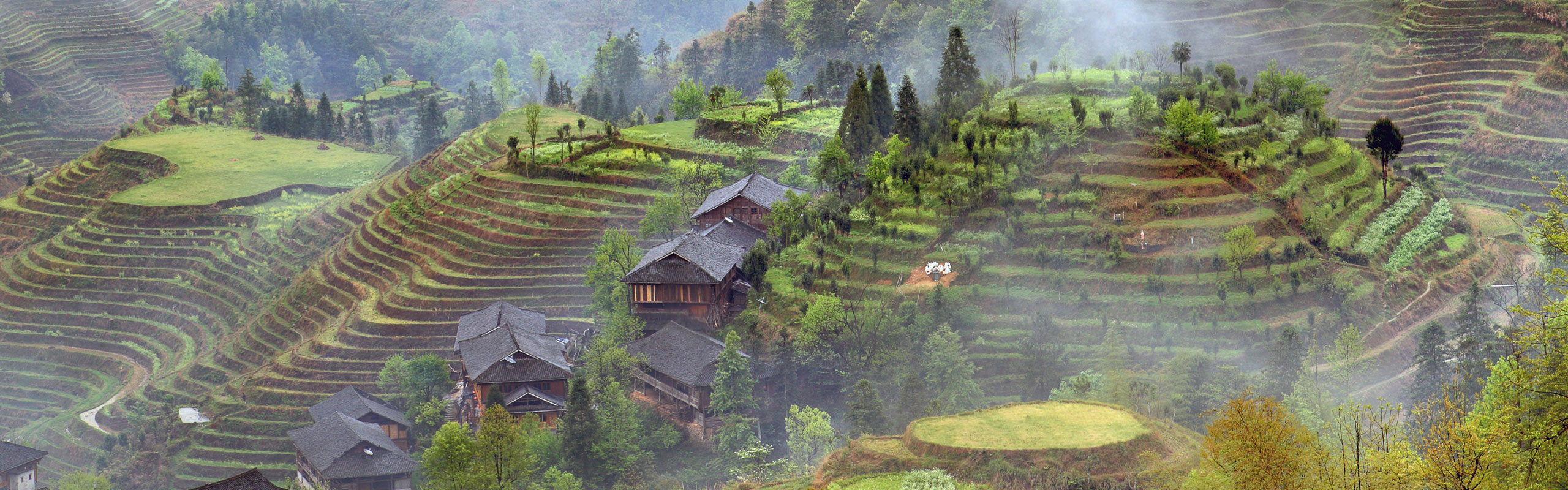 One-Day Tour to Longji Rice Terraces & Mountain Village (Small Group)