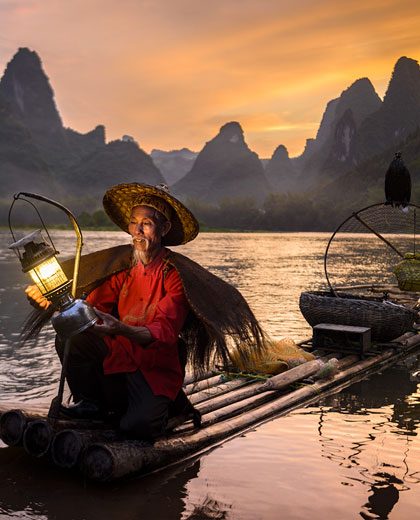 Have a Date with the Landscape of Guilin