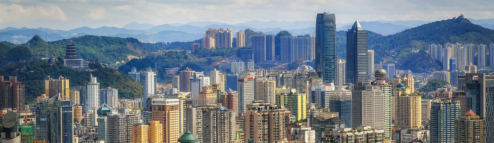 Guiyang city