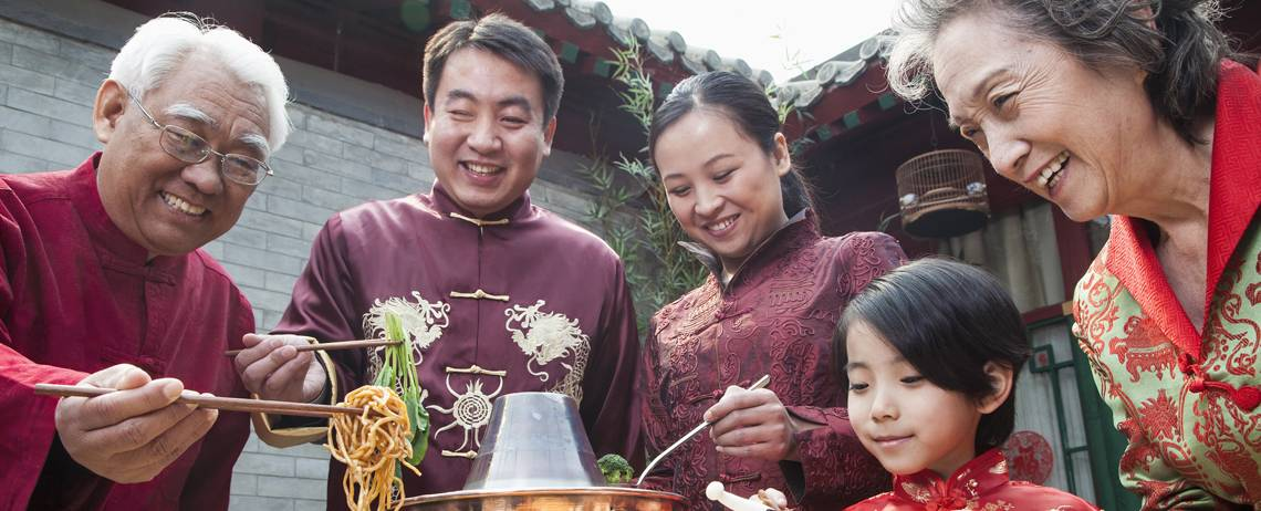 Experience Chinese New Year with Local Family