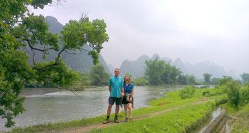 Li River Hiking