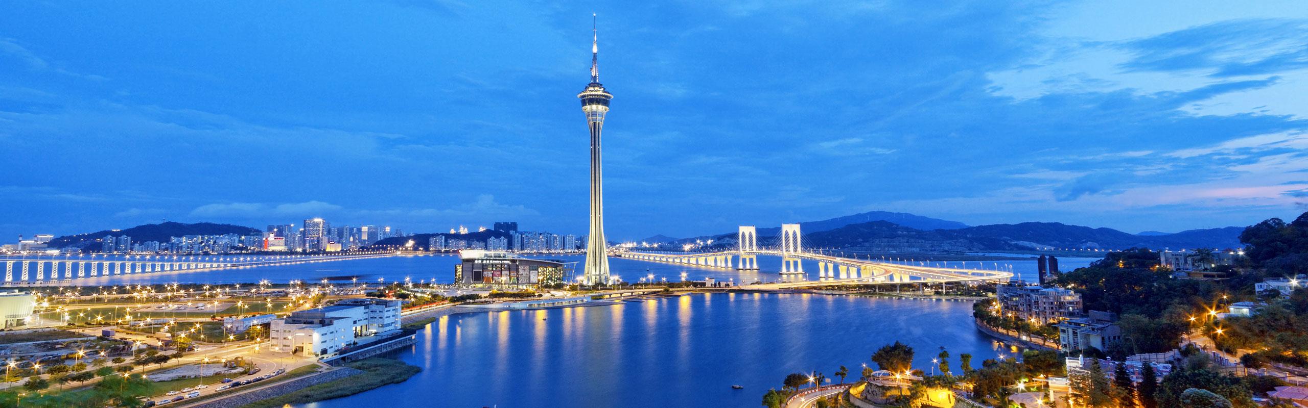 One Day Macau Tour from Hong Kong