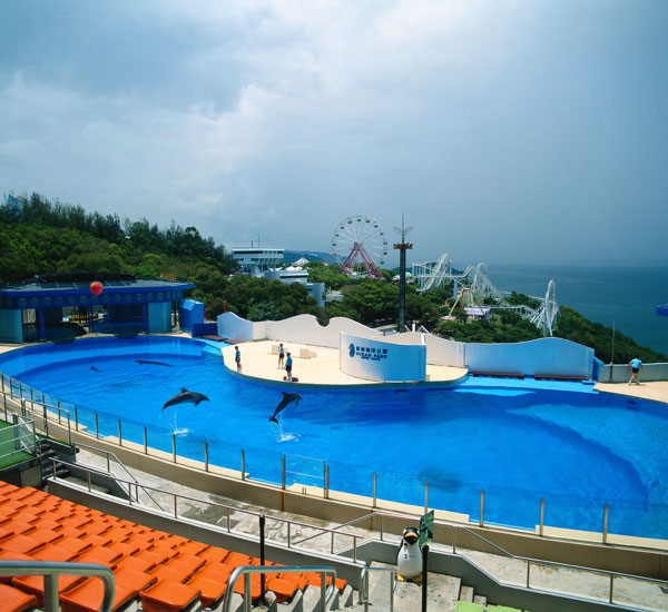 One Day Hong Kong Ocean Park Tour Package