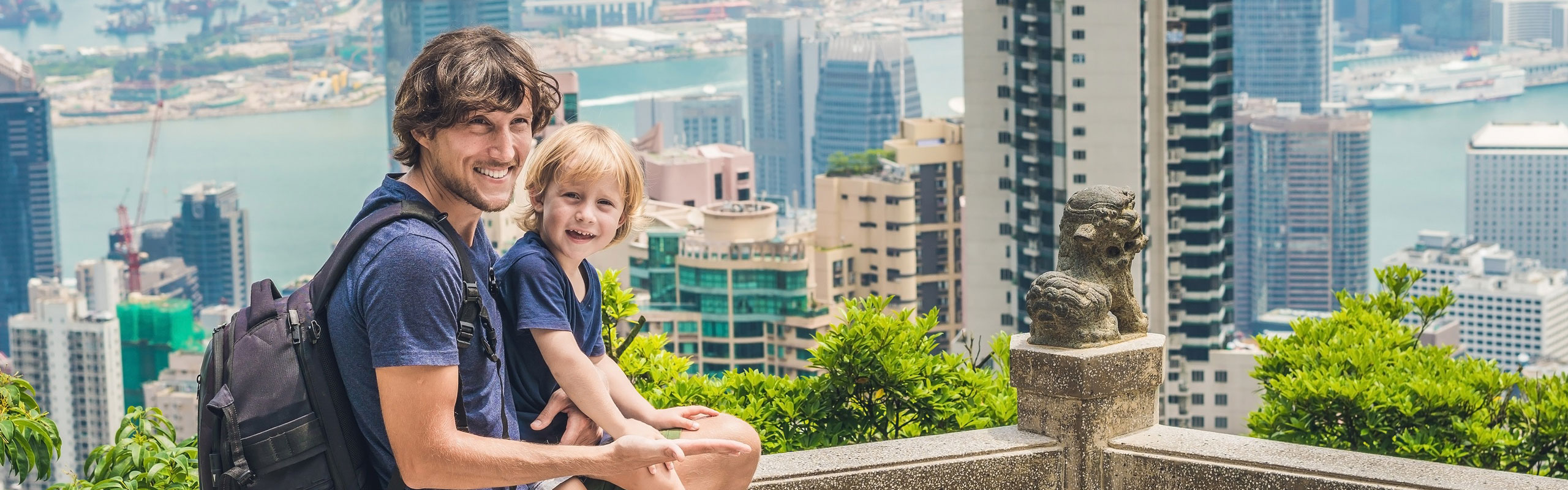 4-Day Hong Kong Family Tour